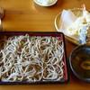 蕎麦屋 慶徳 - 料理写真:天種大せいろ1700円