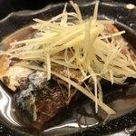 やきとんBOO - 【2018.1.29】鯖の生姜煮¥500