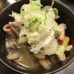 やきとんBOO - 【2018.1.29】もつ煮¥390