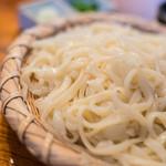 なかむら - 料理写真:切麥(きりむぎ)