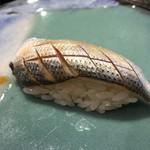 第三春美鮨 - 小鰭 46g 投網漁 佐賀県有明海