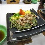 ホテル西長門リゾート - 料理写真:瓦蕎麦
