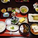 Hiiragiyaryokan - 朝食
