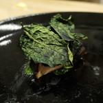 et NOU - 鹿児島の和牛ほほ肉とちぢみほうれん草