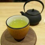 et NOU - 鹿児島の知覧茶