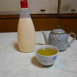 玉川食堂 - お茶&マヨネーズ