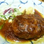 博多ふくいち - 煮込みハンバーグ