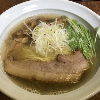 らーめん工房 RISE - 料理写真:川内の塩(730円)