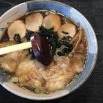 高麗街道 - 料理写真:ワンタン麺にチャーシュー入れてもらった