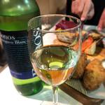 クワトロチンクエ - 白のボトルワイン