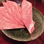 一心亭 - 追加の牛肉