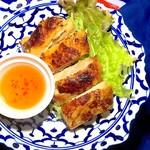 香味的茶楼小町 STANLEY MARKET - 料理写真:インドネシアのチキングリル ガイヤーン450円