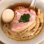 らぁ麺 はやし田 - 特製醤油らぁ麺