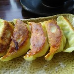 五味八珍 - イベリコ豚餃子 290円