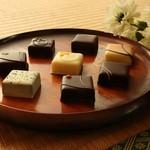 "kiki - 「素材」を活かした、""ニッポン""のチョコレート。"