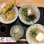福乃家 - 料理写真:三味そば