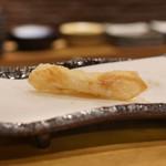 天ぷら やじま。 - チーズ揚げ