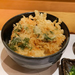 天ぷら やじま。 - 天丼