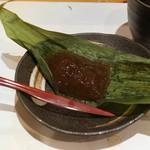 天ぷら やじま。 - 葛餅