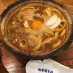 山本屋本店 - 味噌煮込みうどん1000円税別