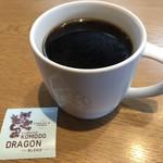 スターバックスコーヒー - ドリンク写真:コモドドラゴンブレンド