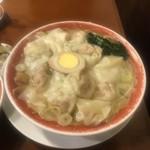 広州市場 - 広州雲呑麺  塩