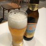 ピッツェリア バール ナポリ - ノンアルコールビール