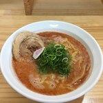 麺屋 じすり - 海老そば しお  ¥750