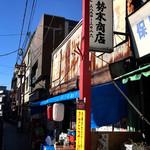 伊勢末商店 - 外観2