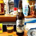 伊勢末商店 - 瓶ビール (600円)