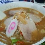 80848749 - 味噌チャーシュー麺