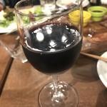 栄 馬肉酒場 馬喰ろう - 赤ワイン