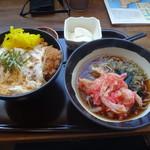 三そば - 料理写真: