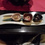 あじ蔵 カロカロ - 前菜