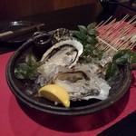 あじ蔵 カロカロ - 生牡蠣