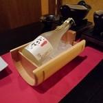 あじ蔵 カロカロ - 日本酒(おかげさま)