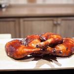 にしぶち飯店 - 鶏の唐揚げ