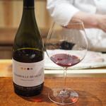 にしぶち飯店 - ワイン美味しい