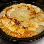 瓦町仔鹿 - 白い麻婆豆腐