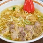 中華そば 嘉一 - 料理写真:■鶏チャーシュー麺 880円
