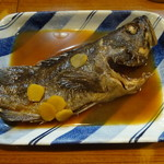 ゆうぎり - 煮魚