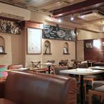 アネア カフェ -  1月中旬の平日