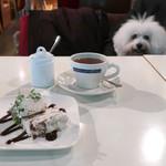 アネア カフェ - デザートはセミフレッド