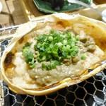 蔵人厨 ねのひ - カニ甲羅焼き