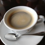 オステリアチエロアルト - コーヒー
