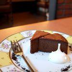 80860913 - 20171220珈琲専門店のこだわりチョコレートケーキ