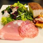 goo ITALIANO - 本日の前菜プレート