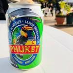 エフカイビーチ - 世界のビール・プーケット(600円)