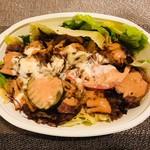 トルコ料理サライケバブ - おつまみケバブ(500円)
