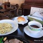 カフェレストラン コルマール - 二度目はランチで訪問